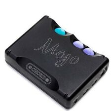 New CHORD Electronics Portable Headphone Amplifier with D / A converter MOJO-BLK