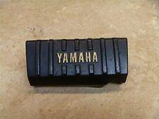 Yamaha 700 FZX FAZER FZX700 Used Fork Cover Emblem 1986 Vintage #YB40