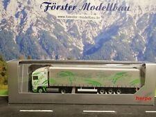 Herpa Camion DAF 106 XF Sc Serbatoio-CONT-SZ ALFRED TALKE 307307