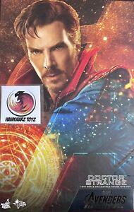 Hot Toys Marvel Avengers Infinity War Doctor Strange MMS484 1/6 Sideshow Disney