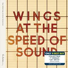 Wings at the Speed of Sound Paul McCartney /Wings...2 cds best buy