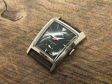 Vintage Lord Elgin Dunbar 23J Men's Watch Asymmetrical body, works