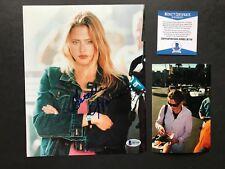 Estella Warren signed autographed 8x10 Photo Beckett BAS cert PROOF!!