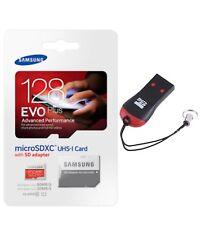Samsung Micro Evo Plus mc128d 128gb Uhs-i Class 10 Micro SD Card With Adapter