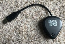 PS3 Guitar Hero 3 III Les Paul Wireless USB Dongle Receiver Red Octane 95121.806