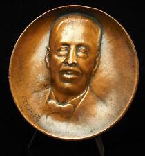 Médaille 1967 comité olympique français Armand Massard escrime olympic medal