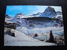 FRANCE - carte postale 1969 gourette (les pistes) (cy95) french
