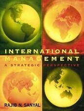 NEW** International Management: A Strategic Perspective by Sanyal