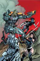 Marvel Comics Virgin Variant issue #1001 / Scott Williams