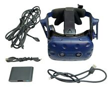 HTC Vive Pro VR Headset and Link Box with Cables - READ DESCRIPTION
