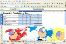Open Office Compatible With MS Microsoft Excel 2010 Software