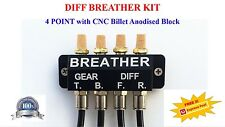 Diff Breather Kit - FREE EXPRESS POST