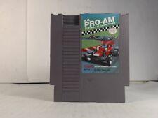RC PRO-AM --- NES Nintendo