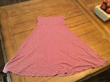 FREE SHIPPING LuLaRoe Azure Ribbed Pink And Grey stripes - super soft and comfy