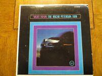 Oscar Peterson Trio – Night Train - 1963 - Verve Records V6-8538 Vinyl LP VG/VG!