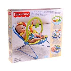 Fisher Price M7344 Baby Bouncer Nip