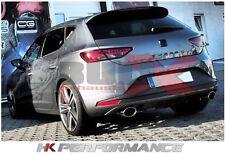 BULL-X - Y-Style Abgasanlage - Seat Leon (5F) - Cupra 280 - EWG - ABE