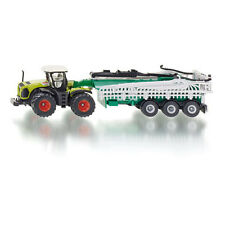 SIKU CLAAS Xerion 5000 Tractor with Samson Slurry Tanker * 1:87 scale model NEW