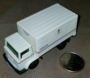 Vintage Matchbox US Mail USPS Postal Service 1982 Dodge Commando Truck 1:77