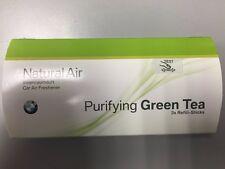 BMW Purifying Green Tea Natural Air Car Freshener Refill 3 sticks 83122298517