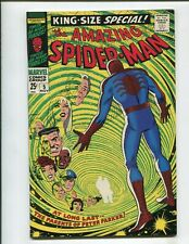 AMAZING SPIDER-MAN #5 (9.0) REPRINT!! PARENTS OF PETER PARKER!! 1968