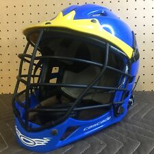 Cascade CPV-R Size M/L Blue Lacrosse Helmet Sports Protection Fitness Fast Ship