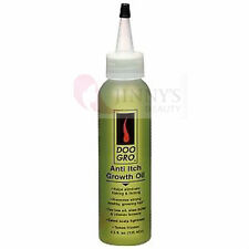 Doo Gro Anti Itch Growth Oil  For Hair Loss & Growth 135 ml