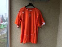 Netherlands Home football shirt 2004/2005 Jersey L Nike Soccer Camiseta Holland