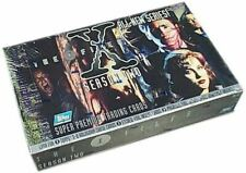 X-Files Season 2 Trading Cards Box