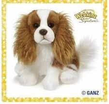 Webkinz Signature KING CHARLES SPANIEL Large Cavalier Dog Sealed Tag NEW Cocker