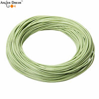 Double Tap DT 3 4 5 6 7 8 9F Fly Line Moss Green Double Tapered Fly Fishing Line