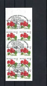 [LM20309] Belgium N°B32 Buzin Flowers USED COB € 20,00 SUPERB