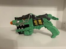 Power Rangers Dino Charge Deluxe Morpher Blaster Limited Edition Green Rare