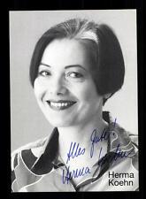 Herma Koehn Autogrammkarte Original Signiert # BC 94303