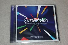 Eurovision Song Contest 2020 2CD  NEW SEALED