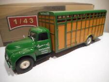 Camions miniatures Altaya pour Citroën