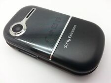Superb Condition Sony Ericsson Z250i - Silent black (Unlocked) Mobile Phone