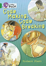 Code Making, Code Breaking: Band 15/Emerald (Collins Big Cat), Collins Big Cat,