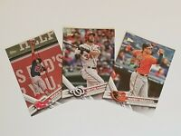 2017 Topps Series 1 & 2 - Pick Your Card Complete Your Set! Free Combined S/H