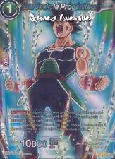 Dragon Ball Super Card Game ! Bardock, le Progéniteur BT4-073 VF/SR