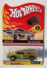 HOT WHEELS RLC SERIES 1 ONLINE EXCLUSIVE NITTY GRITTY KITTY #012  #03926/10,000