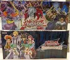 Yu Gi Oh KONAMI Playmat Tappetino Cartone Pieghevole Collezione Leggendaria 5D'S