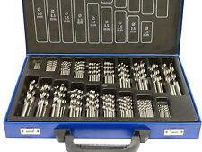 Bohrer Set 170 tlg. HSS EG  Spiralbohrer Metallbohrer