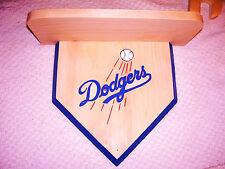 Bobble heads Dodgers combo shelf pack 1 wall 2 corner shelves