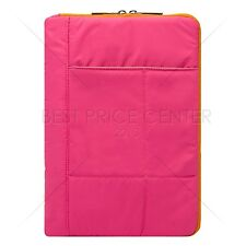 "11"" Laptop Tactical Quilted Pillow Puff Cover Sleeve Case For Dell ASUS HP Mac"