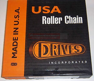Drives USA 60 Chain 10' for Round Baler Combine Planter New Holland Case IH MF