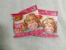 NEW Jelly Belly BUBBLE GUM jelly beans (pink)