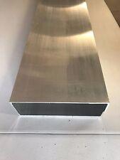 Mill Finish Aluminum Rectangle Tube Wall Tubing 8 X 3 X 18 X 36