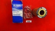 Original Kia 26320-27000 2632027000 Oil Filter Sportage Carens 2.0 Crdi