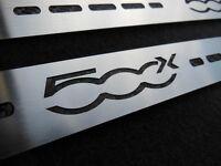 EINSTIEGSLEISTEN FIAT 500X CROSS PLUS 4X4 POP ABARTH PREMIUM MULTIAIR MULTIJET